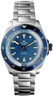 クヌートガッド Knut Gadd 腕時計 CULT DIVER スポーツウォッチ メンズ 男性用 3年保証 (ディープブルー)