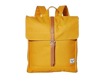 Herschel Supply Co. City Mid-Volume (Buckthorn Brown) Backpack Bags