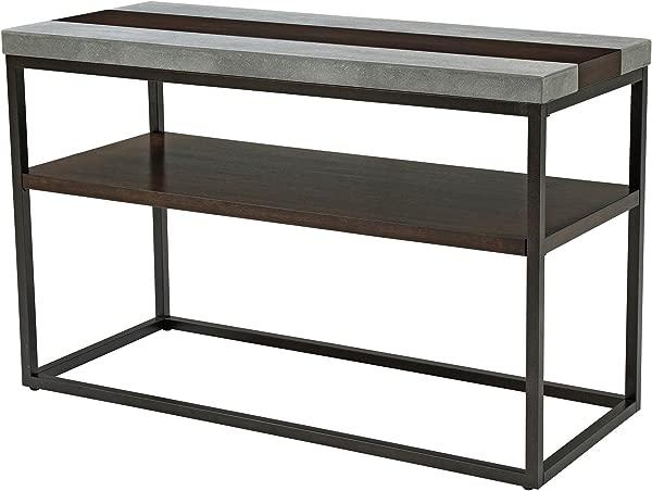 Artum Hill TA1 359 Rockwell Sofa Table Merlot
