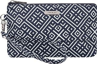 حقيبة يد من ترافيليون RFID بلوكينج للسوار، بلاطة فسيفساء، مقاس واحد