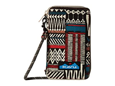 KAVU Go Time (Pattern Stack) Bags