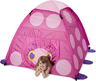 Melissa & Doug Sunny Patch Trixie Ladybug Camping Tent