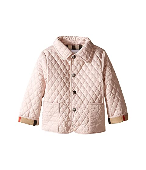 Burberry Kids Colin Quilted Jacket (Infant/Toddler)