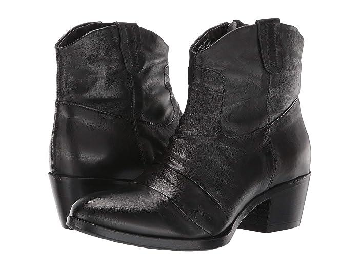 Miz Mooz  Delaney (Black) Womens  Boots
