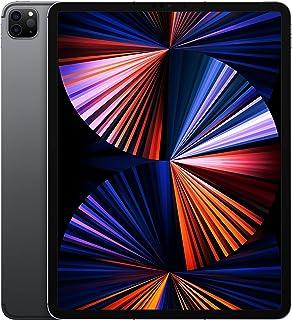 "2021 Apple iPad Pro (12,9"", Wi-Fi, 256GB) - Grigio siderale (5ª generazione)"
