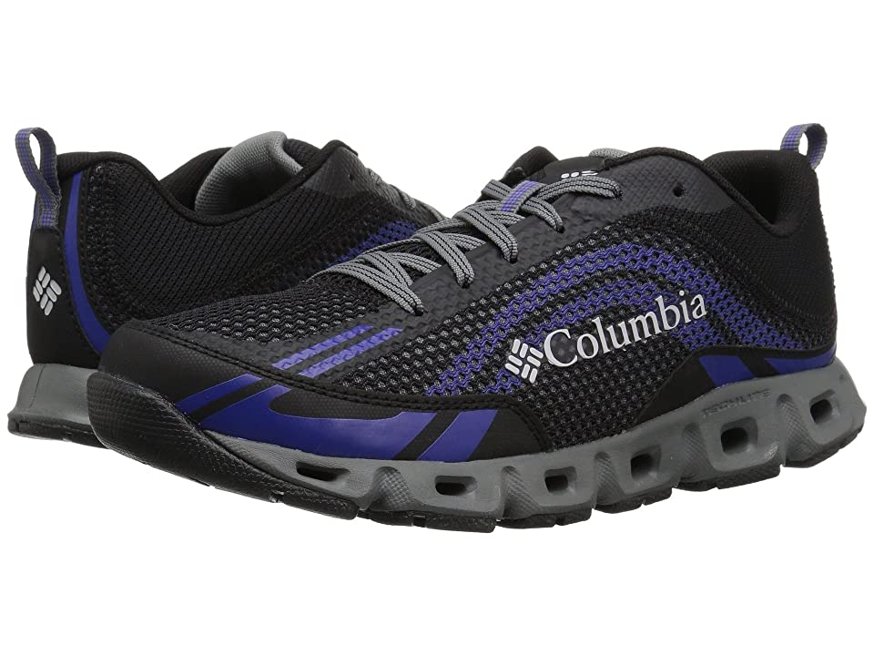 Columbia Drainmaker IV (Black/Grey Ice) Women