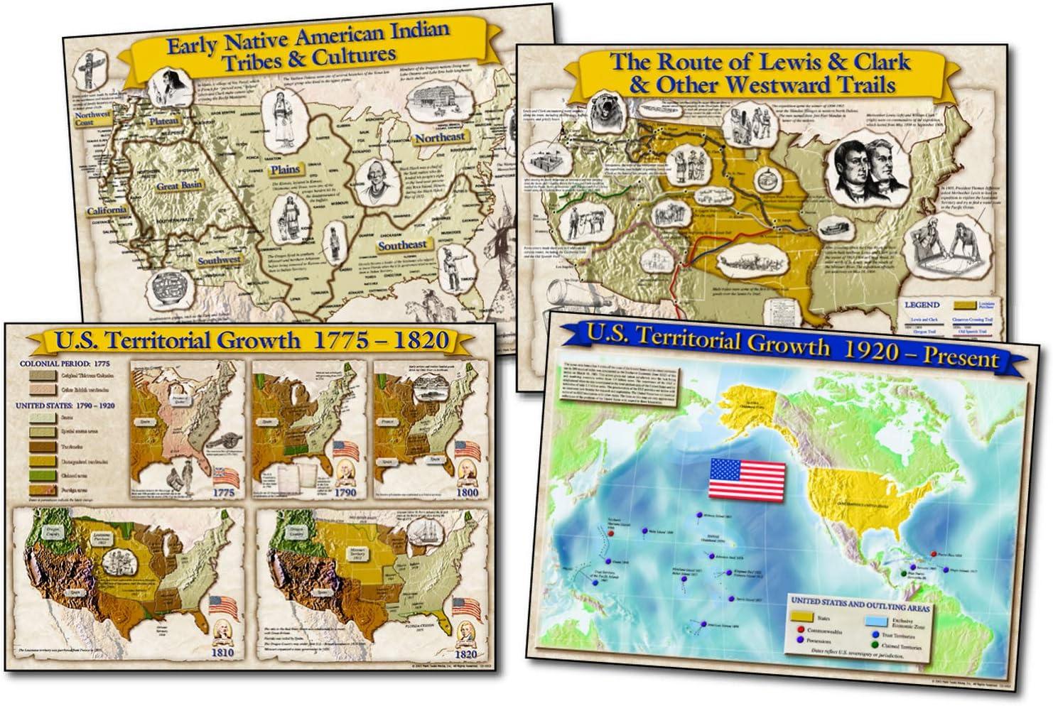 Carson-Dellosa Mark Twain Historical Ranking TOP13 Maps wholesale United of States B The