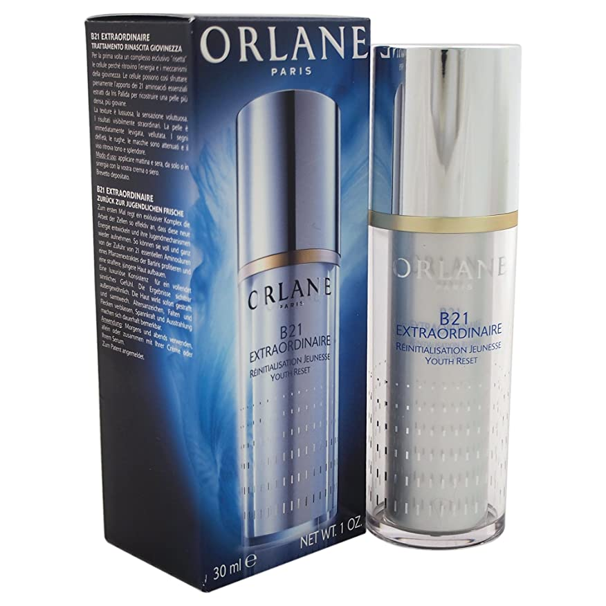 危険花輪つづりOrlane B21 Extraordinaire Youth Reset Serum 30ml [並行輸入品]
