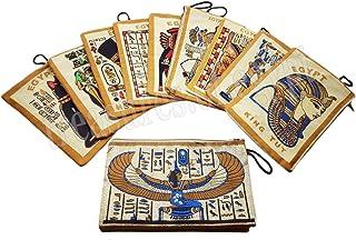 10 المصرية الفرعونية قماش المحفظة عملة محفظة موبايل فون حالة الهاتف الخليوي