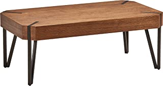 International Caravan Wood Coffee Table