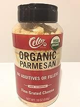 Cello Organic Parmesan Cheese 18oz