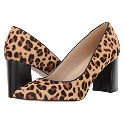 Marc Fisher Claire 2 (Leopard Haircalf) High Heels
