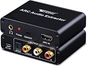 Best hdmi dac stereo Reviews