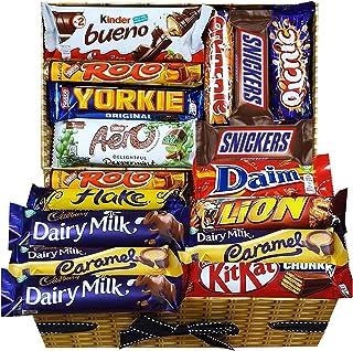 comprar comparacion Mega Chocolate Lovers Gift Hamper Caja de selección de chocolate para todos