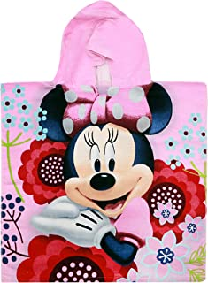 Bade-Poncho Mickey Mouse50 x 100 cmDisney Micky MausHandtuch Badetuch
