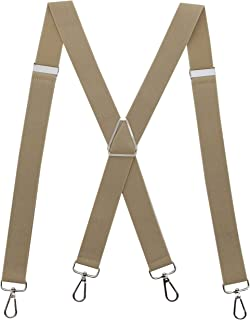 suspenders that hook to belt loops