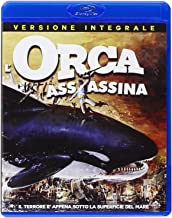 Orca - The Killer Whale (L'Orca Assassina) [Import-Italy, Region A/B/C Blu-ray]