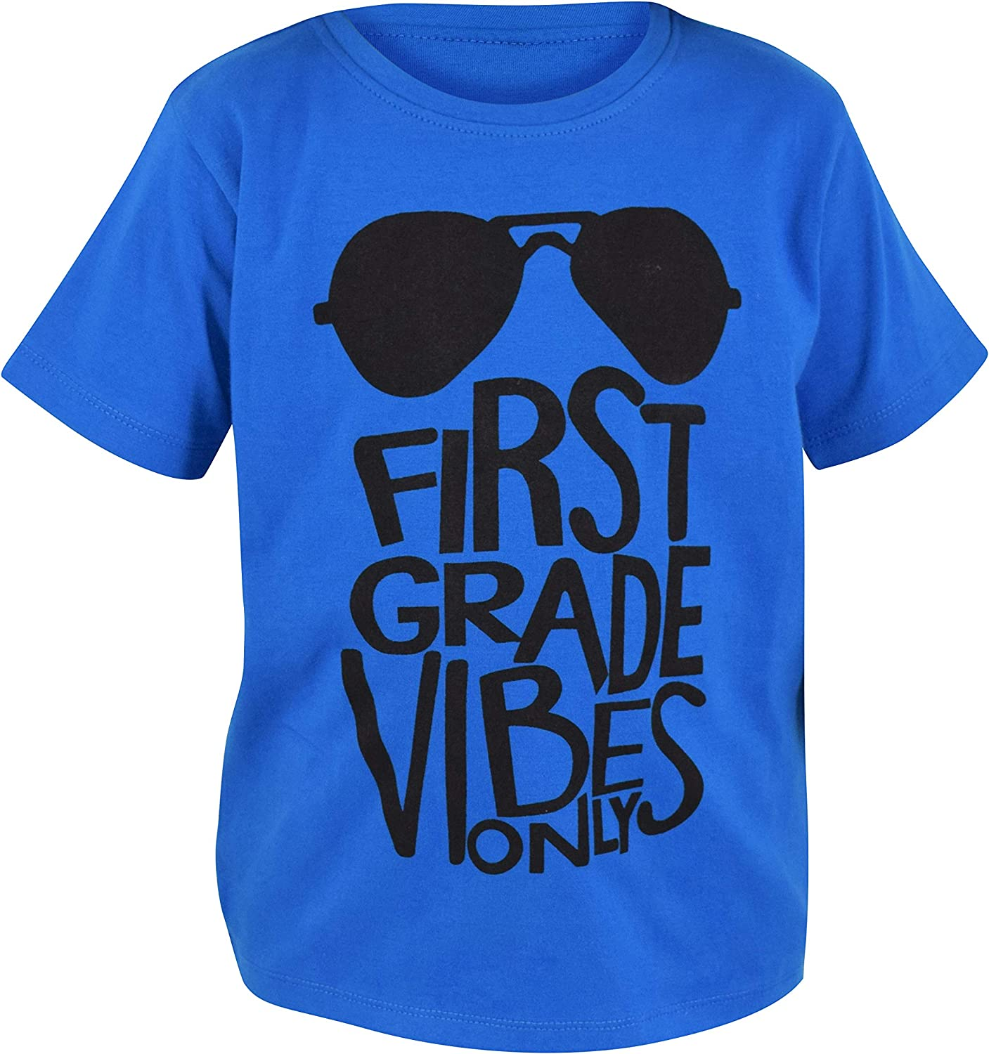 Unique Baby Boys 1st service Grade Vibes School Selling Only to T Shirt Back