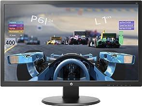 HP 24o - Monitor Full HD de 24'' (1920x1080, panel TN, 16:9, HMDI, VGA, DVI-D, 1 ms, 60 Hz, antirreflejo), color negro