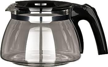 Medium Glas-Kaffeem/ühle mit Keramikbohrer durchsichtig by DURSHANI