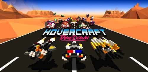 『ホバークラフト:テイクダウン - カスタムコンバットカー』の11枚目の画像