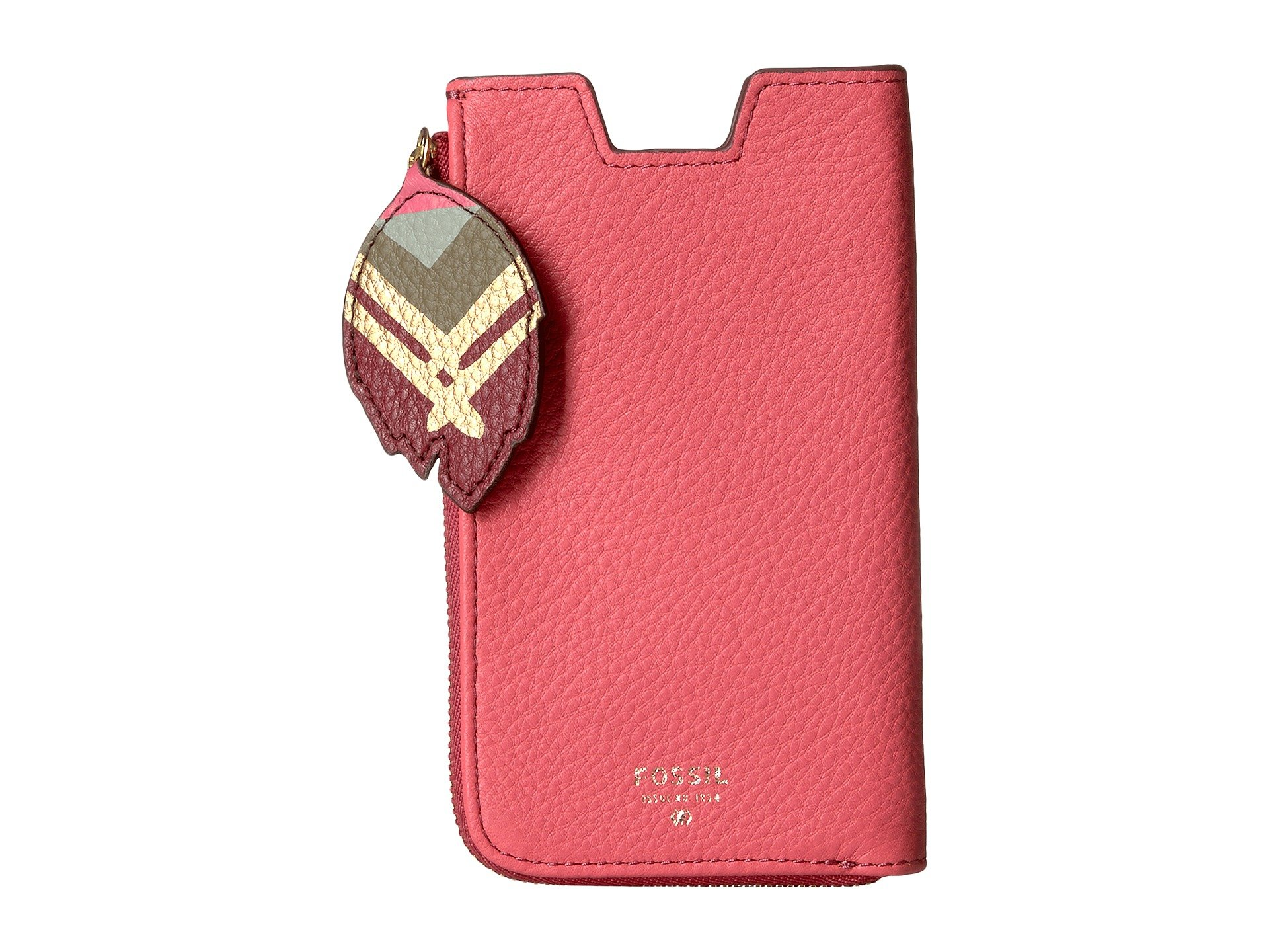 Phone Sleeve Wallet, Rose