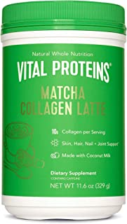 Vital Proteins Matcha Collagen Latte Original