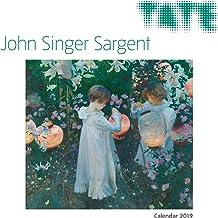 Tate - John Singer Sargent 2019 Calendar (Wall Calendar)