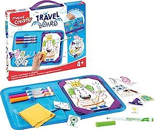 Maped Creativ Travel Board - Knights And Princesses