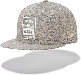 Red Bull KTM New Era 9Fifty Jersey Flatcap, Grey Unisex Shirt, KTM Factory Racing Original Clothing & Merchandise