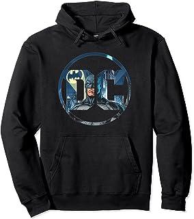 Batman DC Comics Logo Sweat à Capuche