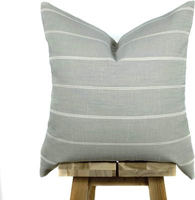 Riva Home Infinity - Funda para cojín, 45 x 45 cm, Gris ...