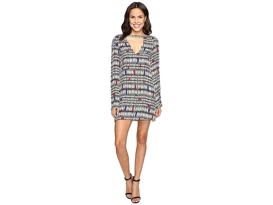 Stone Cold Fox Romee Dress (Kloss Print) Women