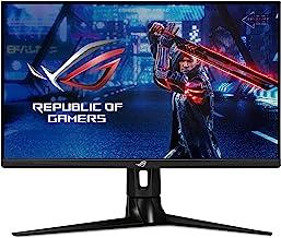 "ASUS ROG Strix 27"" 1440P HDR Gaming Monitor (XG27AQM) - QHD (2560 x 1440), Fast IPS, 270Hz, 0.5ms, Extreme Low Motion Blur..."