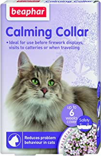 Beaphar Calming Collar para Gatos, 35 cm