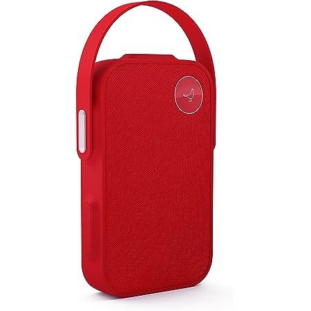 Libratone One Style Bluetooth Lautsprecher rot IPX4 Spritzwassergeschützt
