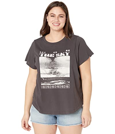 Madewell Plus Size Graphic Tee