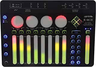K-Mix Audio Interface/Programmable Mixer/Control Surface