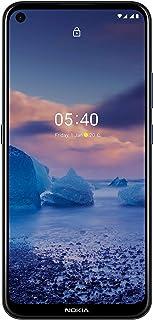 هاتف نوكيا 5.4 TA-1325 ـ 128 جيجا + ذاكرة رام 4 جيجا بشبكة الجيل الرابع دي اس يدعم اللغة العربية لون ازرق