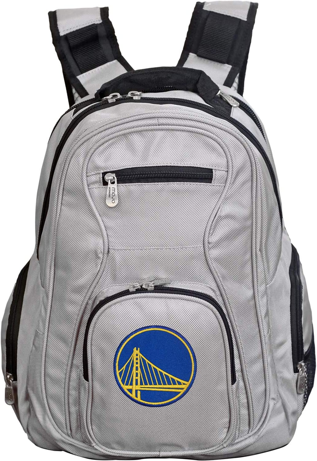 NBA Max 83% favorite OFF Laptop Backpack Grey 19-inches