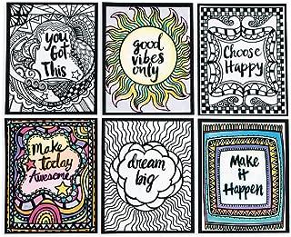 Think Positive Velvet Art Posters