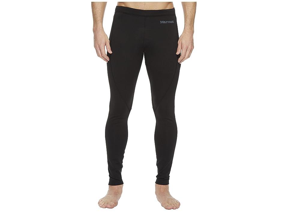 Marmot Stretch Fleece Pants (Black) Men