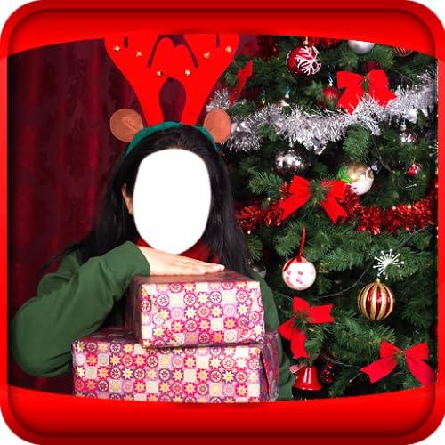 Weihnachten Foto-Montage