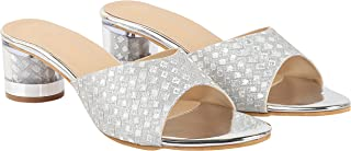 Do Bhai Casual/Party/Daily/Outdoor/Wedding/Office/Spacial Needs Block Heels Fashion Sandals For Women