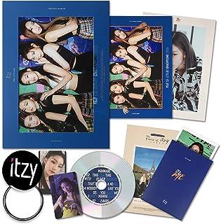ITZY Album - IT'Z ME [ WANNABE ver. ] CD + Photobook + Cover Postcard + Photocards + PARIS ET ITZY PHOTO ESSAY + POSTCARD SET + OFFICIAL POSTER + FREE GIFT / K-POP Sealed
