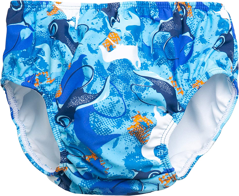 SunBusters Boys Reusable Swim Diapers UPF 50 Sun Protection
