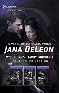 Mystere Parish: Family Inheritance Complete Collection/The Accused/The Betrayed/The Reunion