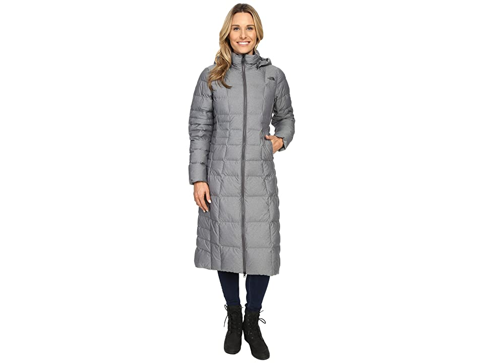 The North Face Triple C II Parka (TNF Medium Grey Heather (Prior Season)) Women