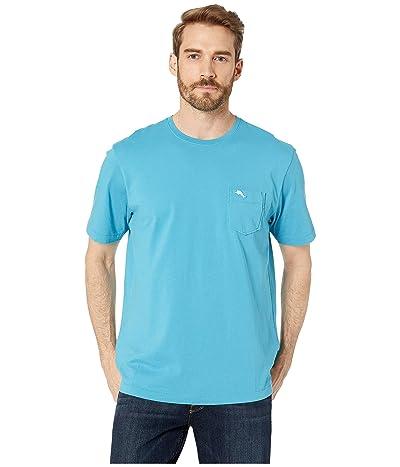 Tommy Bahama New Bali Skyline T-Shirt (Ocean Tropic) Men