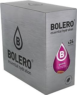 Bolero Bebida Instantánea sin Azúcar, Sabor Guayaba -